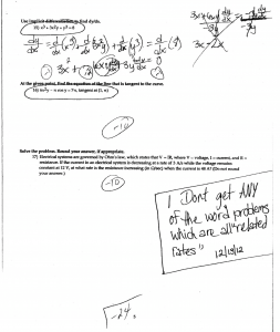 Implicit-Differentiation-test-problem-ti-89-every-step-calculus